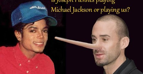 Is Joseph Fiennes Playing Michael Jackson or Playing us?
